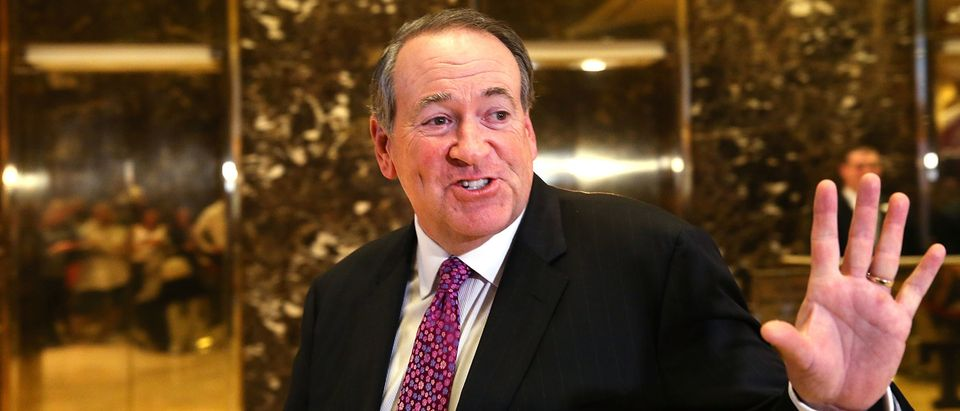 Mike Huckabee (Getty Images)