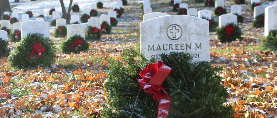 Wreaths Across America (Julia Nista/The Daily Caller)