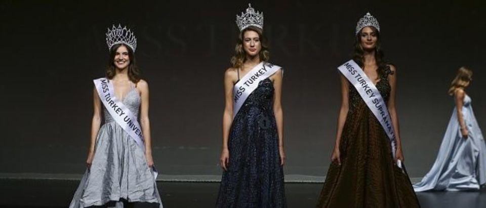 Miss Turkey 2017 in Istanbul