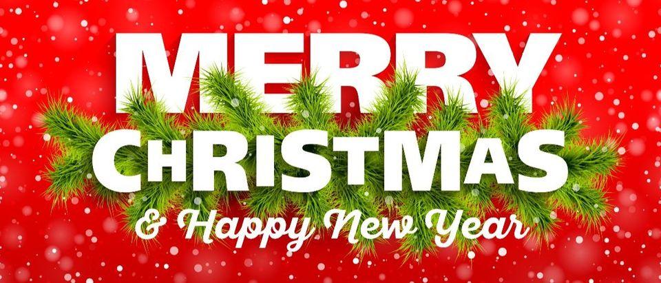 Merry Christmas Shutterstock/Alhovik