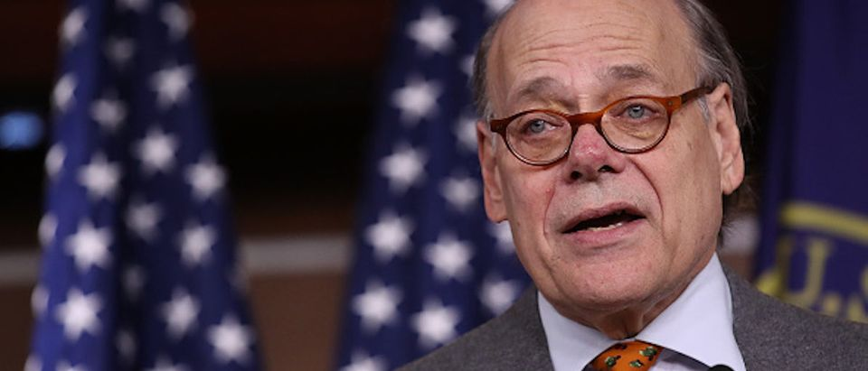 Rep. Steve Cohen (D-TX) Holds News Conference Discussing Introduction Of Articles Of Impeachment Against The President