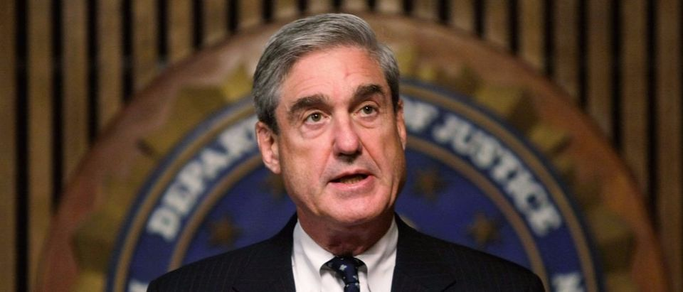 Robert Mueller Getty Images Alex Wong