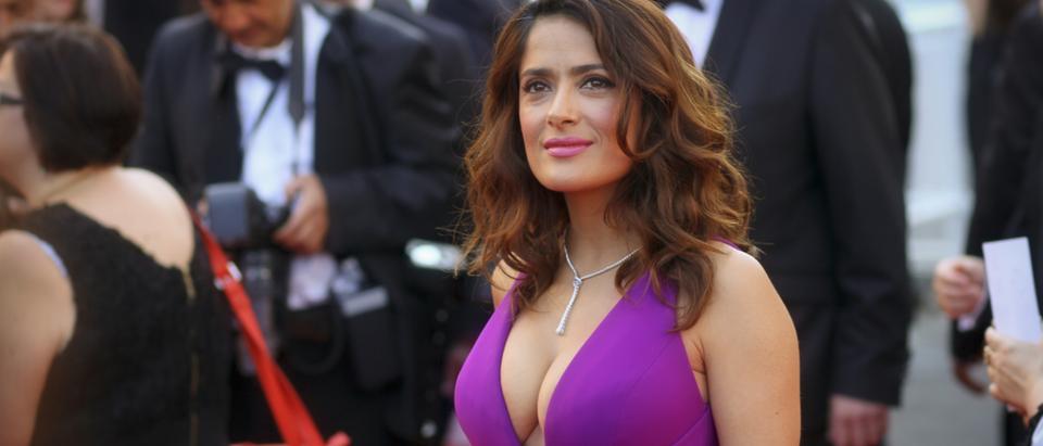 Salma Hayek says Weinstein wanted to kill her