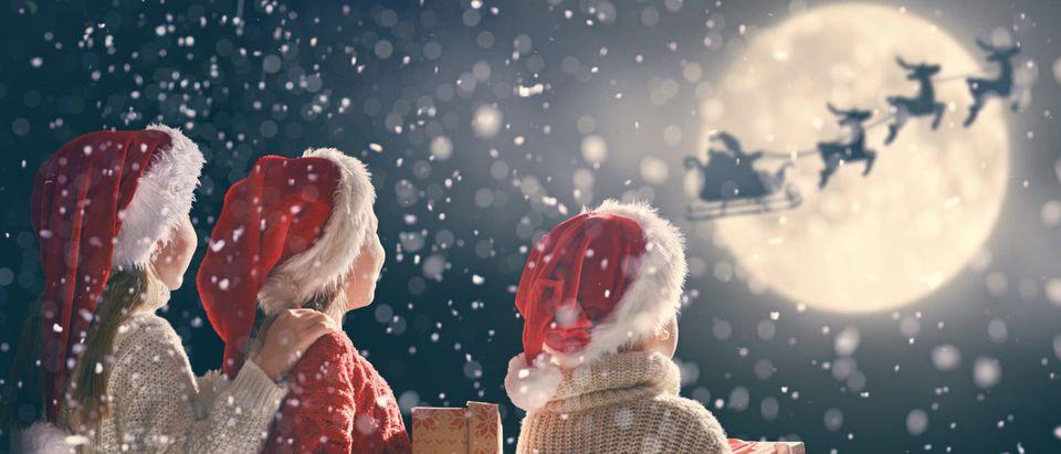 Santa Clause (Shutterstock/ Yuganov Konstantin)
