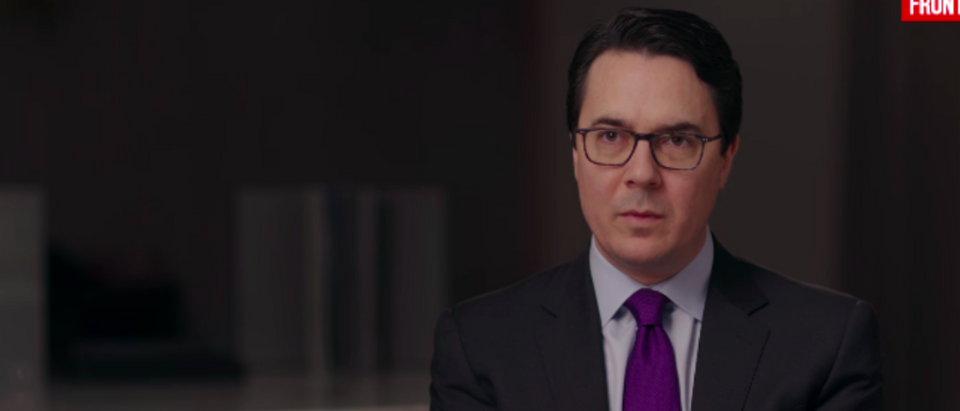 Ryan Lizza on Frontline PBS. YouTube