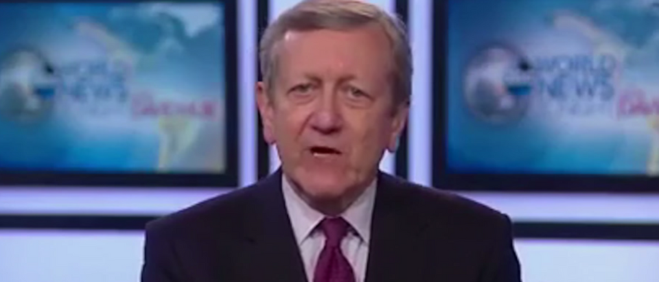 Screen Shot/Brian Ross/Youtube/ABC News