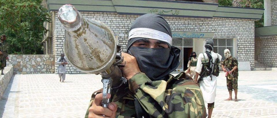 Taliban AFP/Getty Images/STRDEL