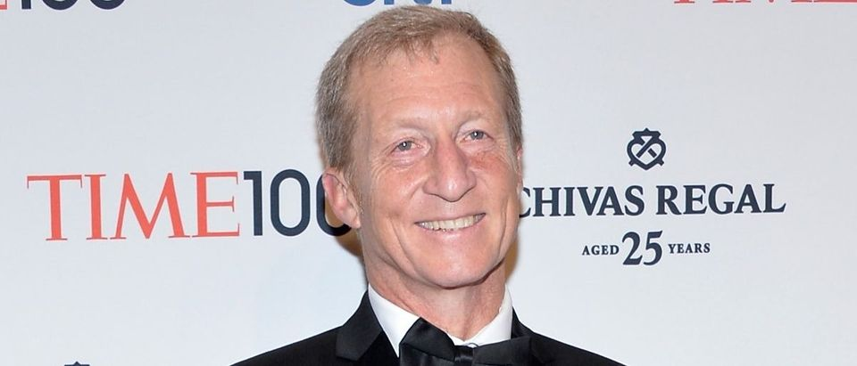 Tom Steyer Getty Images for TIME/Ben Gabbe