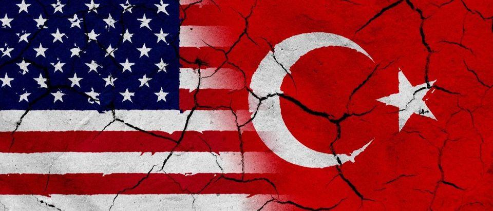 USA Turkey Shutterstock/Onur Buyuktezgel