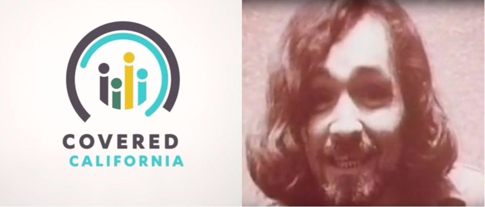 YouTube screenshot Covered California YouTube screenshot E.P. James MacAdams