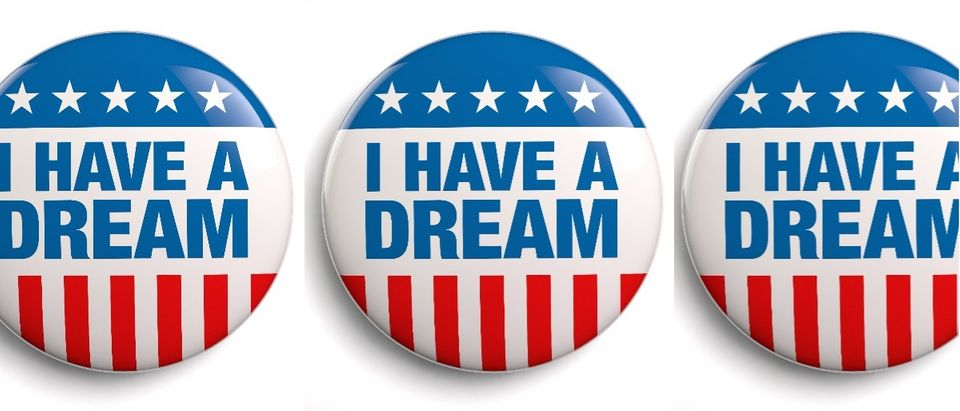 I Have A Dream collage Shutterstock /PhotoStockImage