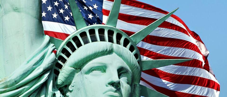 immigration Statue of Liberty Shutterstock Samuel Acosta