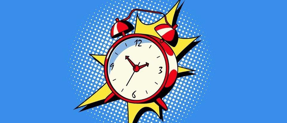 time clock Shutterstock/Alexander_P