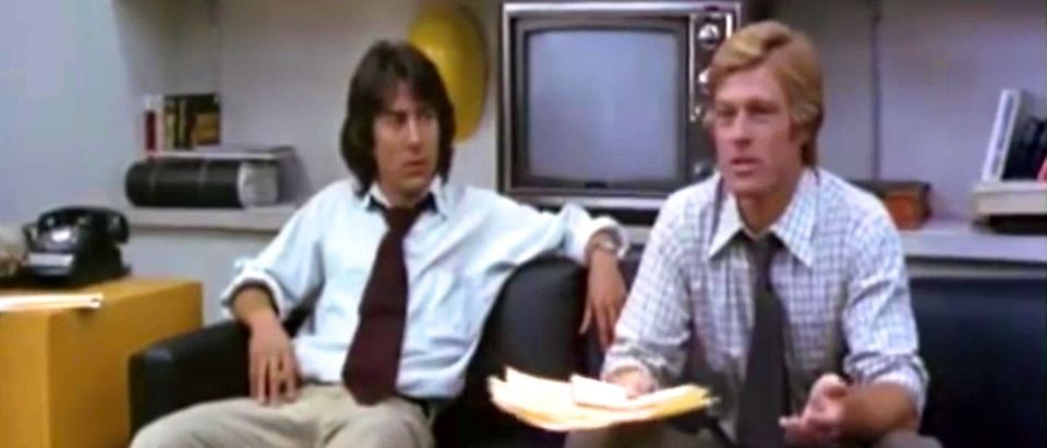 All the Presidents Men trailer YouTube Movieclips Trailer Vault