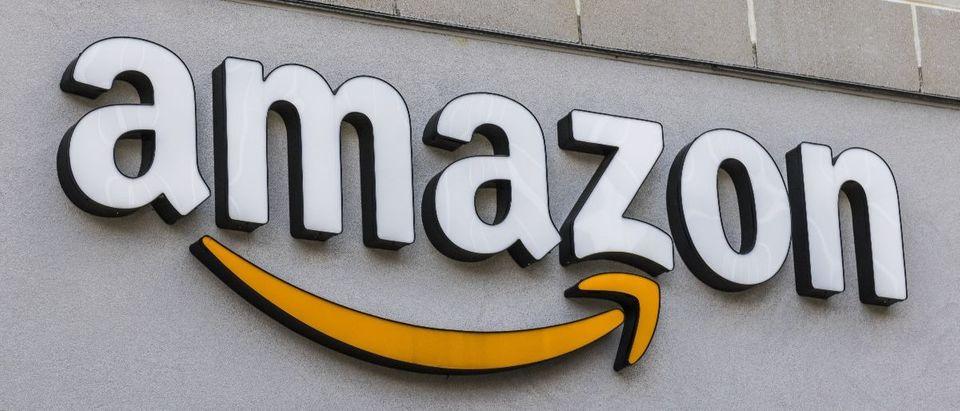 Amazon sign Shutterstock Jonathan Weiss