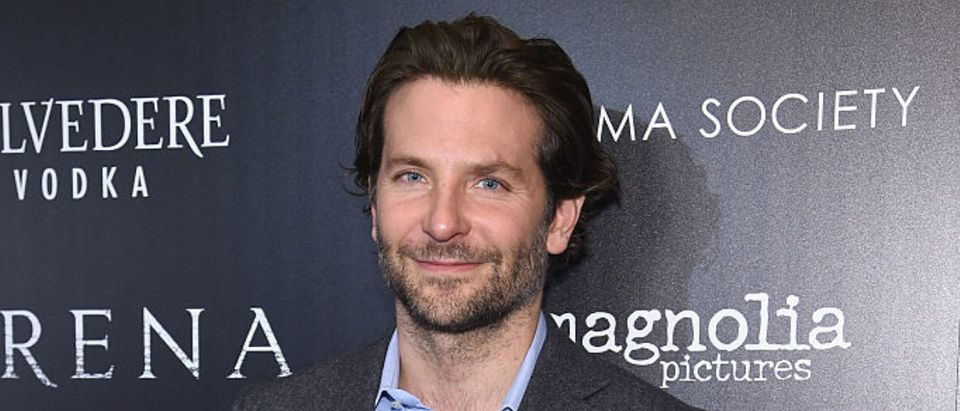 Actor Bradley Cooper attends a screening of 'Serena' hosted by Magnolia Pictures and The Cinema Society with Dior Beauty on March 21, 2015 in New York City. (Photo by Jamie McCarthy/Getty Images)