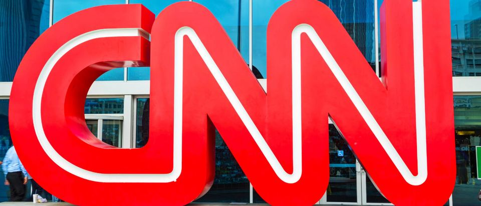 A Media Research Center report showed CNN chose to cover scandals related to the White House eleven times more than the immigration plan President Donald Trump sent to Congress. (Photo: ShutterStock)