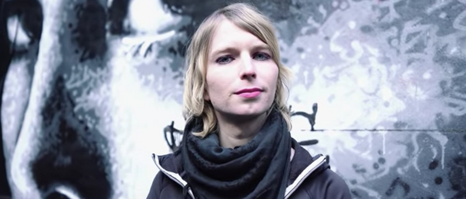 Youtube Screenshot Chelsea Manning 2018 Senate Campaign Ad