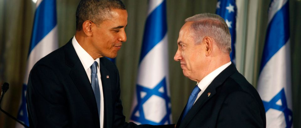 President Obama's Official Visit To Israel And The West Bank - Day One