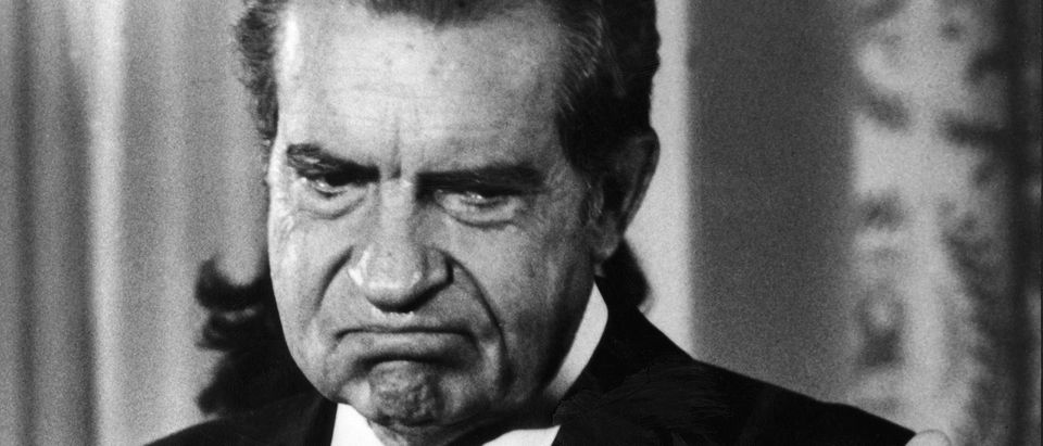 Richard Nixon (Getty Images)