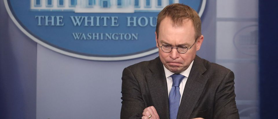 Mick Mulvaney (Getty Images)
