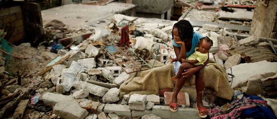 Haiti Getty Images Chip Somodevilla
