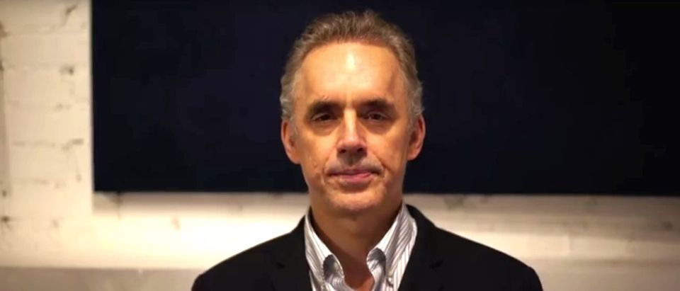 Jordan Peterson YouTube screenshot/David Gornoski
