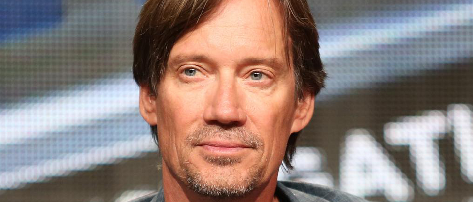Actor Kevin Sorbo (Photograph: Getty Images)