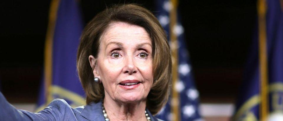 Nancy Pelosi Getty Images/Chip Somodevilla
