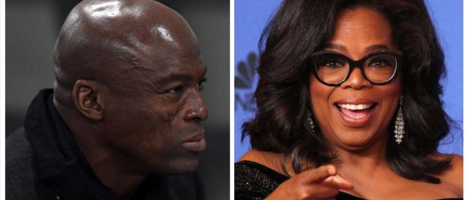 Seal, Oprah Winfrey (Getty Images)
