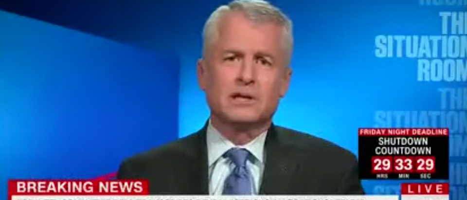 CNN contributor Philip Mudd weighs in on Glenn Simpson testimony (Youtube screen grab)