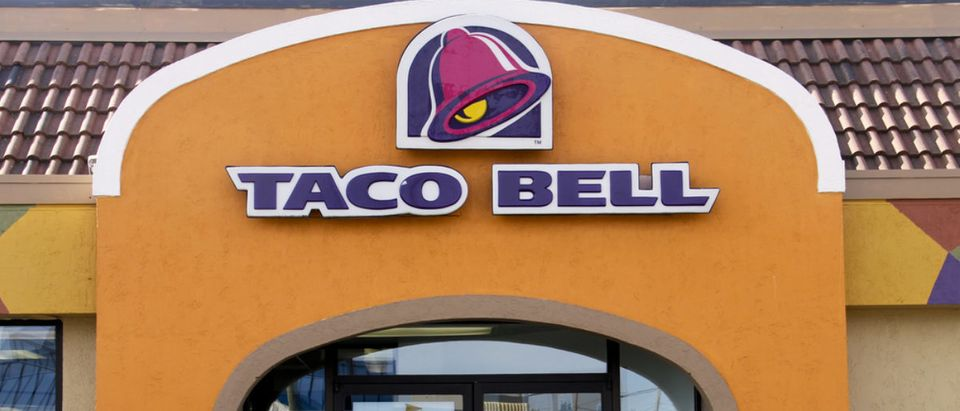 Taco Bell (Credit: Shutterstock)