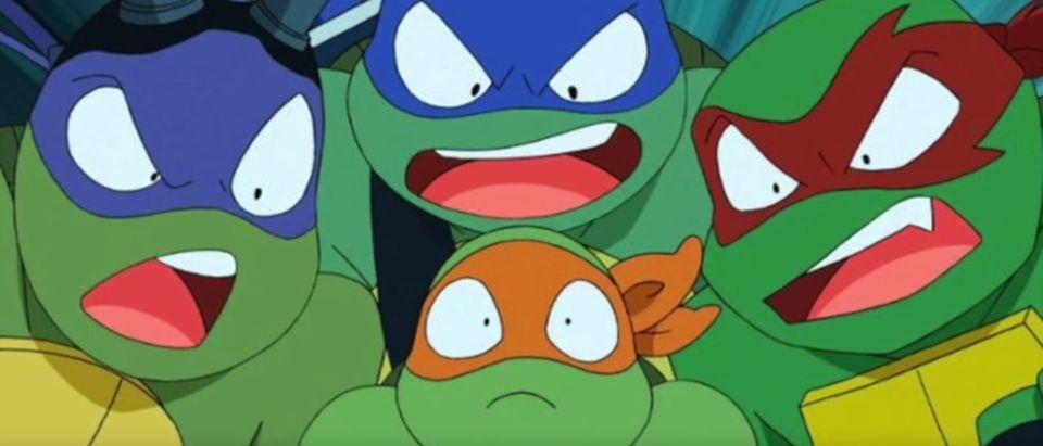 Teenage Mutant Ninja Turtles (Screenshot: YouTube)