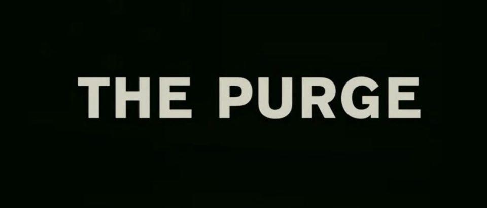 The Purge (Credit: Screenshot/YouTube Movieclips Trailers)