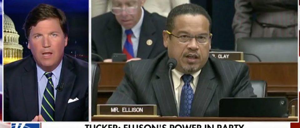 Tucker Carlson Fox News screenshot
