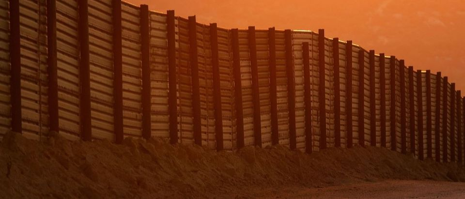 USA Mexico border Getty Images/David McNew