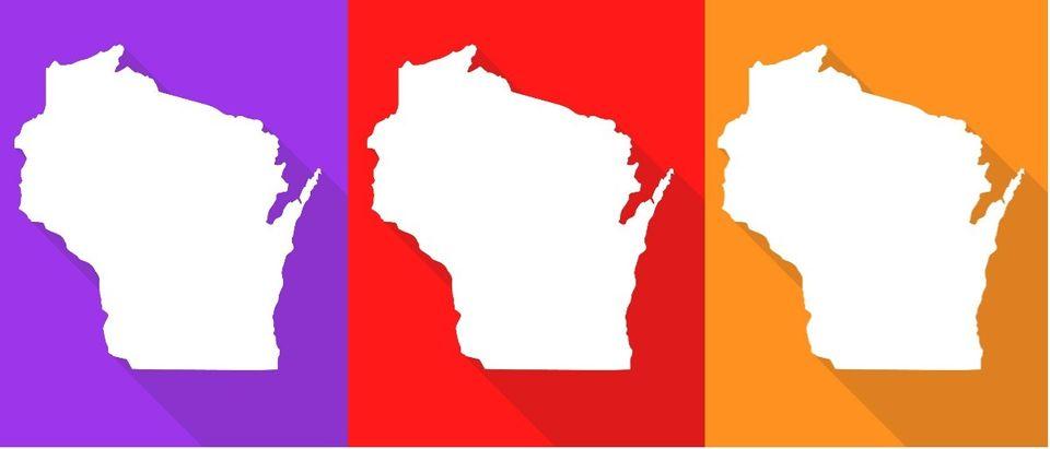 Wisconsin collage Shutterstock/illpos