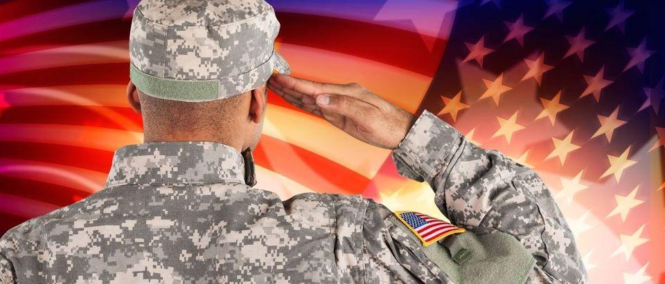 military soldier Shutterstock/Billion Photos