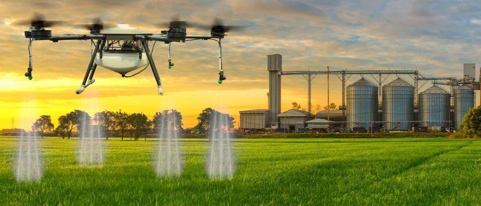modern agriculture Shutterstock FUN FUN PHOTO