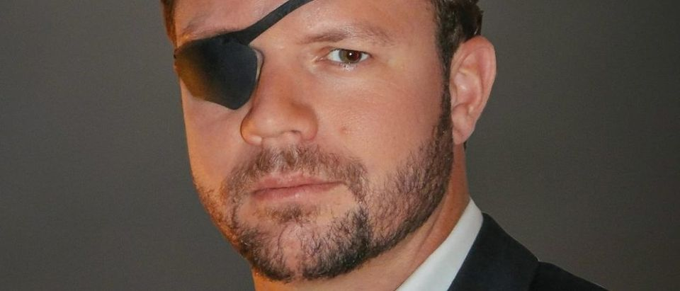Former Navy Seal Veteran Dan Crenshaw (Facebook/Crenshaw For U.S. Congress)