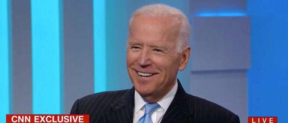 Biden CNN screenshot