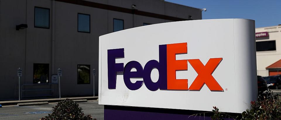 FedEx_Shipping_Center