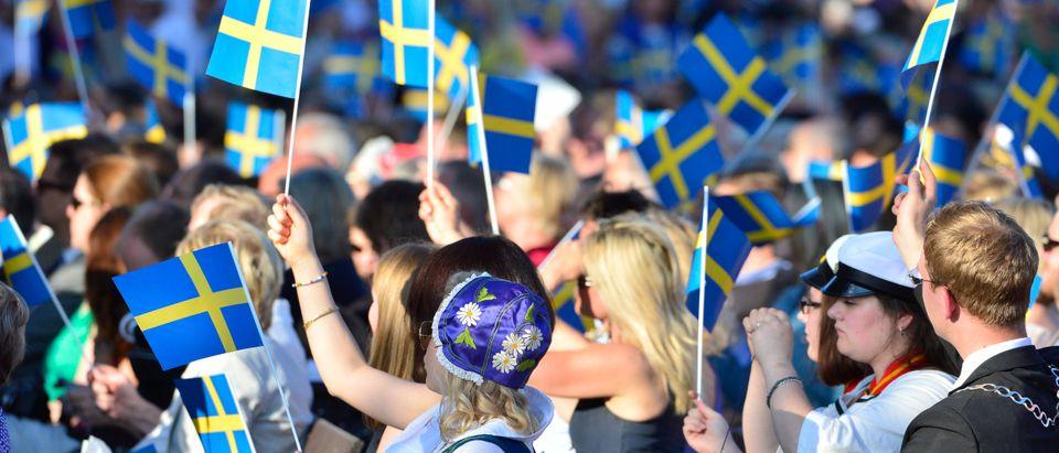 SWEDEN-ROYALS-NATIONAL-DAY