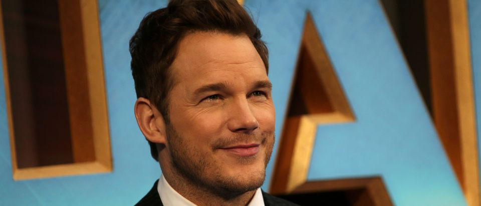 Chris Pratt (Photo: DANIEL LEAL-OLIVAS/AFP/Getty Images)