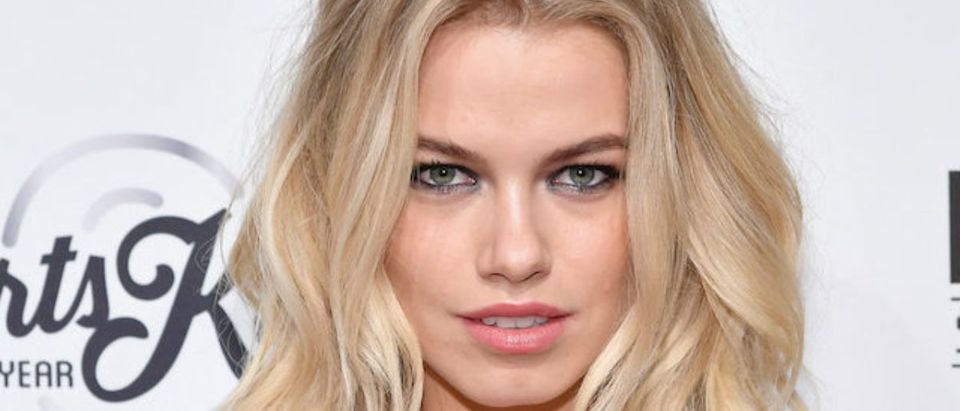 2016 Sports Illustrated Swimsuit Cover Model Hailey Clauson attends the Sports Illustrated Sportsperson of the Year Ceremony 2016 at Barclays Center of Brooklyn on December 12, 2016 in New York City. (Photo by Slaven Vlasic/Getty Images for Sports Illustrated)