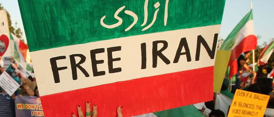 Iran_protest Getty Images/David McNew
