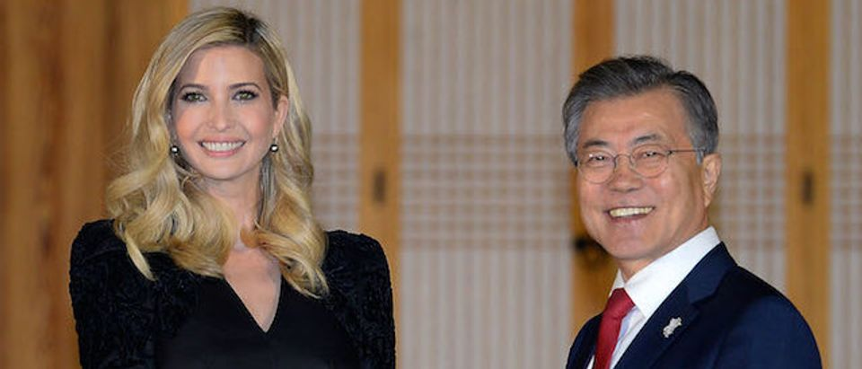 Ivanka Trump Visits South Korea - Day 1