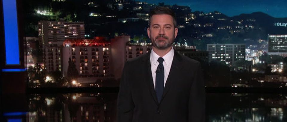 Jimmy Kimmel Live Youtube screenshot