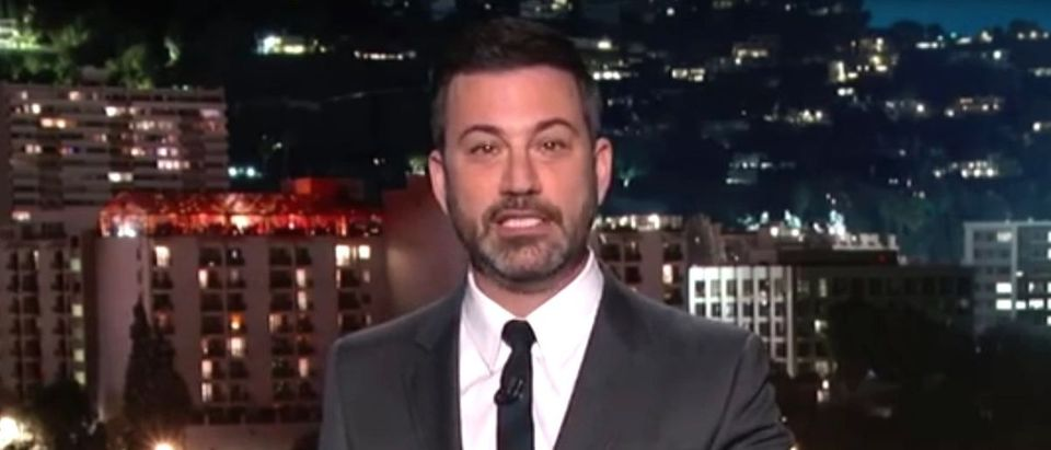 Jimmy Kimmel YouTube screenshot/Jimmy Kimmel Live