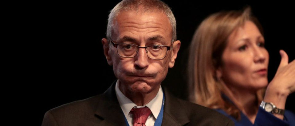 Former Clinton campaign chairman John Podesta (Getty Images)